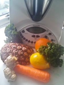 Thermomix juice ingredients