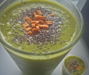 Thermomix immune defence juice
