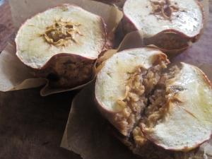 Thermomix muesli muffins