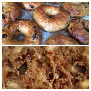 Thermomix fruit bagels